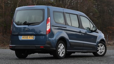 ford grand tourneo connect static rear