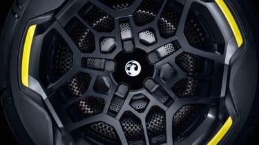 Vauxhall GT X Experimental - wheel