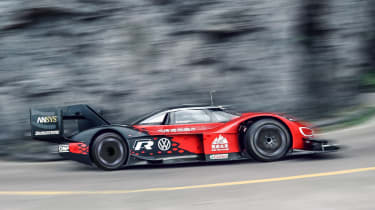 Volkswagen ID.R - side shot