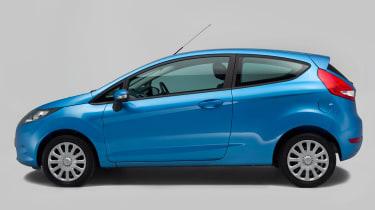 Ford Fiesta (used) - side
