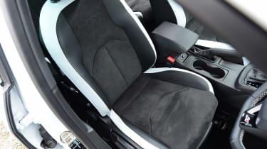 SEAT Leon Cupra 290 - front seat