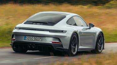 Porsche 911 GT3 Touring Package - rear action