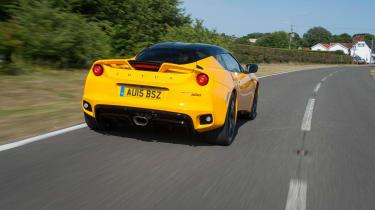Lotus Evora 400 rear