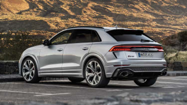 Audi RS Q8 - rear static