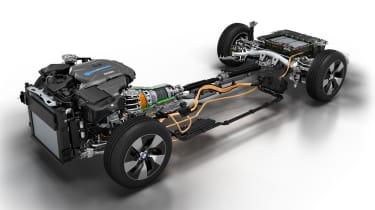 BMW 225xe - wheelbase