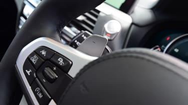 BMW X4 - steering wheel