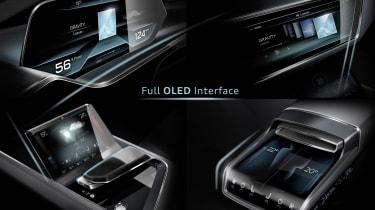 Audi Q6 e-tron OLED
