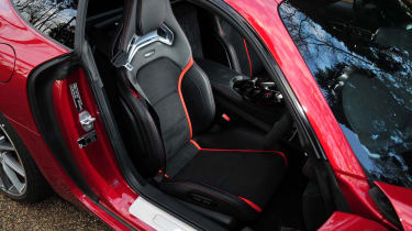 Mercedes-AMG GT S - seats