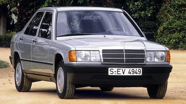 Best cars of the 80s: Mercedes 190