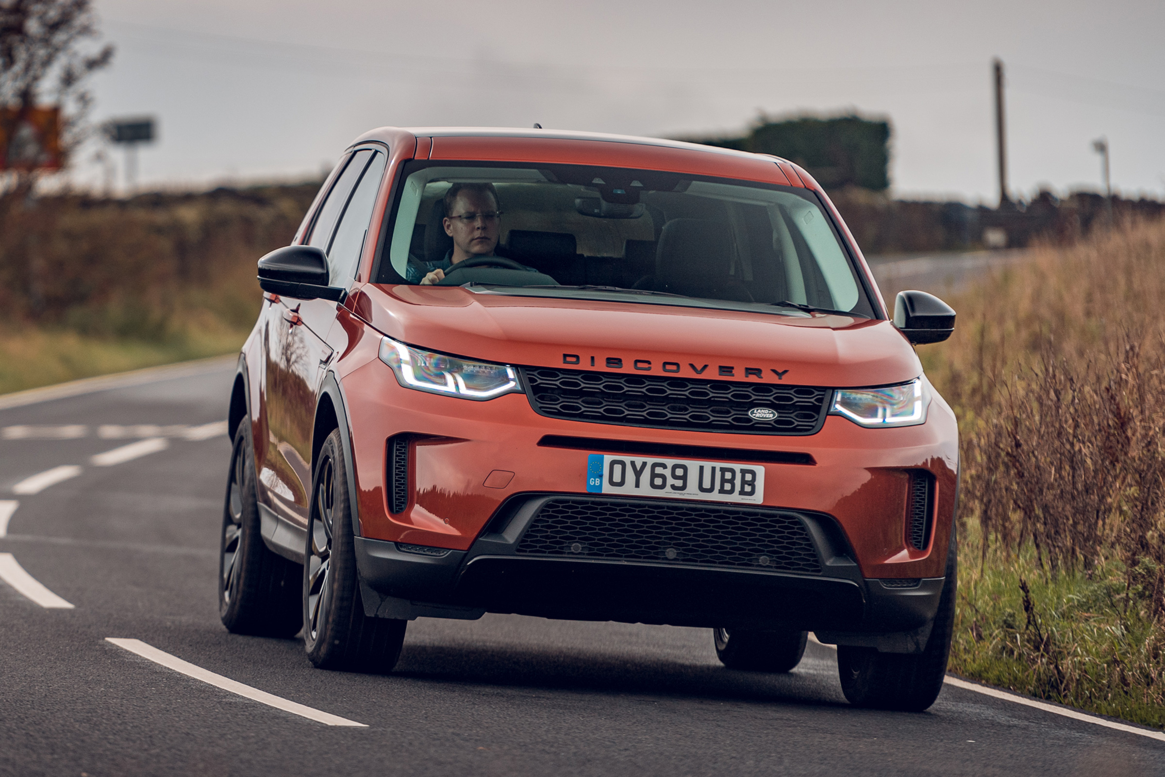 New Land Rover Discovery Sport 2019 Review Auto Express