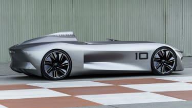 Infiniti Prototype 10 Speedster - profile