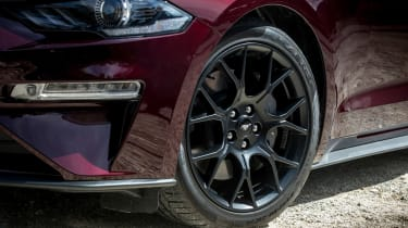 Ford Mustang EcoBoost Convertible - wheel