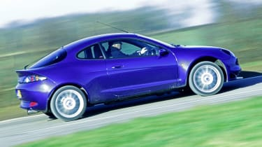 Ford Puma icon review - racing side