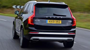 Volvo XC90 - full rear
