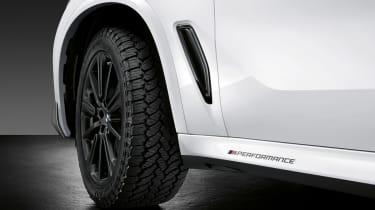 BMW X5 M Performance Parts - wheel