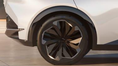 Lexus LF-Z Electrified concept - wheels