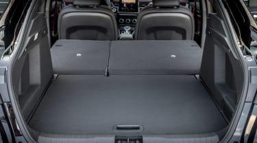 Renault Arkana - boot seats down