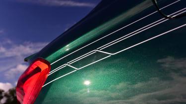 Alpina B4 S Coupe - tailgate