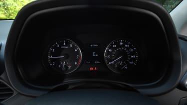 Hyundai i30 Fastback - speedo