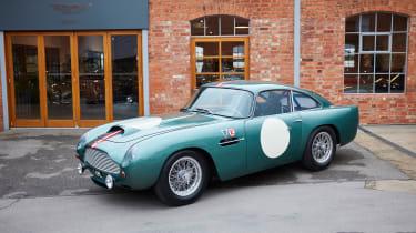 Aston Martin DB4 GT - front