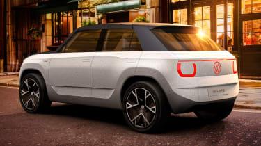 Volkswagen ID Life - rear night