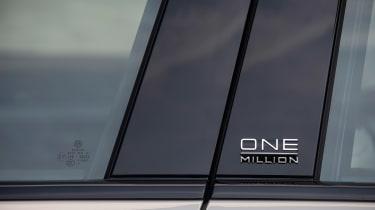 VW Touareg One Million - One Million