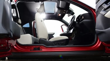 Mazda MX-30 long termer - first report seat set-up