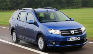 Dacia Logan MCV tracking