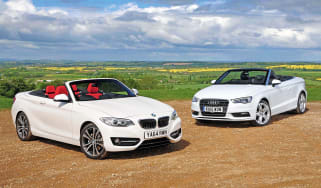 BMW 2 Series Convertible vs Audi A3 Cabriolet