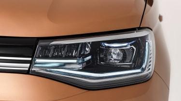 2020 Volkswagen Caddy - light
