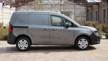 Renault Kangoo Van - side