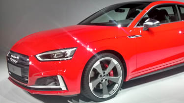 Audi S5 - official reveal front