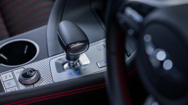 Genesis G70 Shooting Brake - transmission