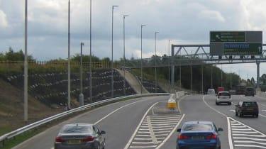 A1 (M) motorway