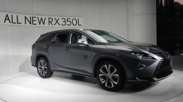Lexus RX L LA show pic wide