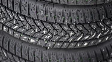 All-season tyre test - tyres