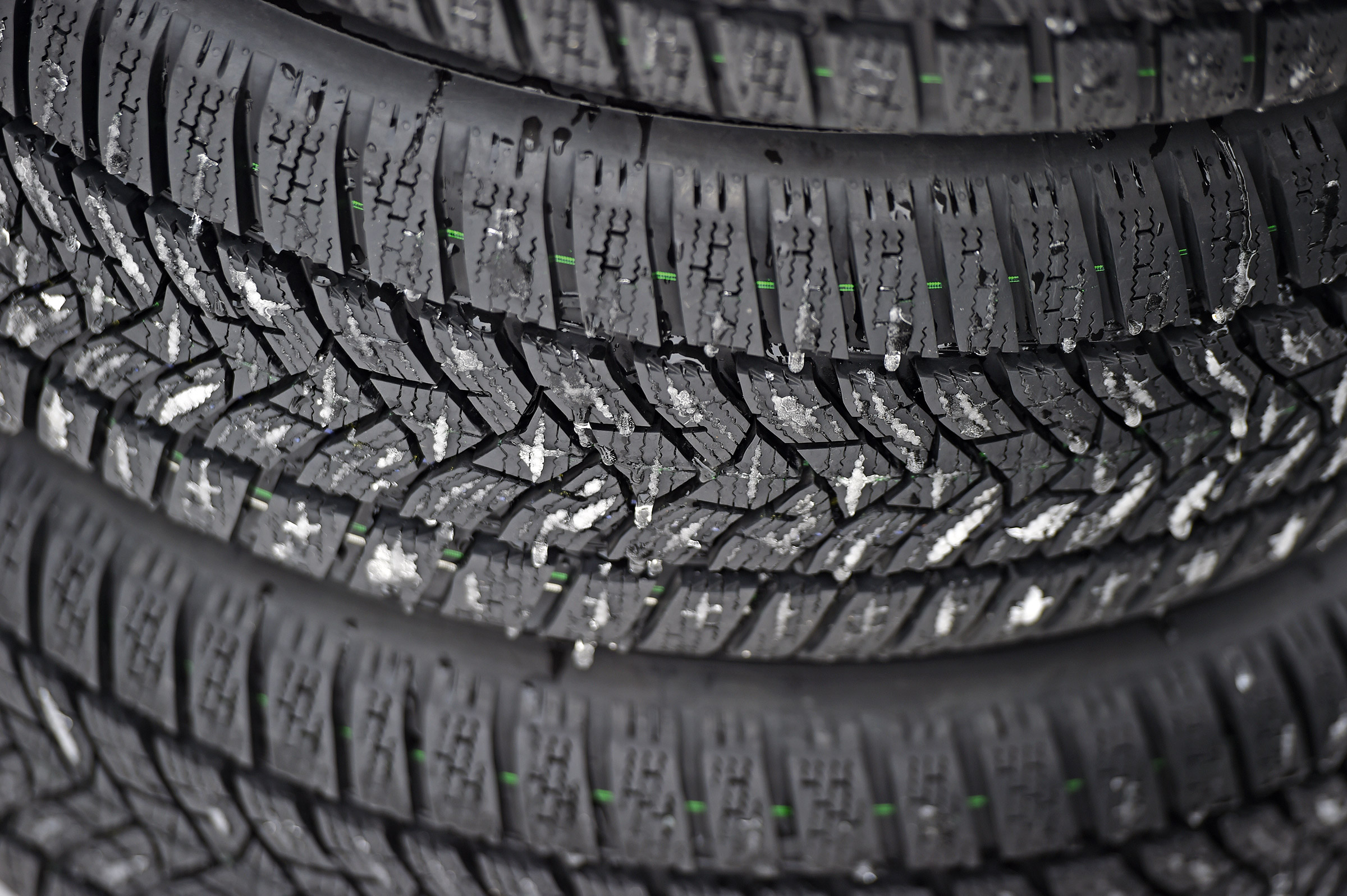 All Season Car and Van Tyres | Goodyear