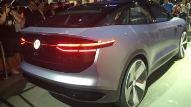 Volkswagen I.D. Crozz concept - rear