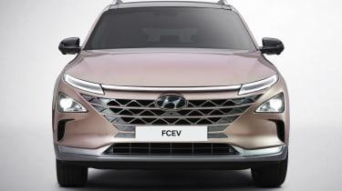 Hyundai FCEV - front