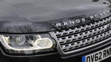 Range Rover grille