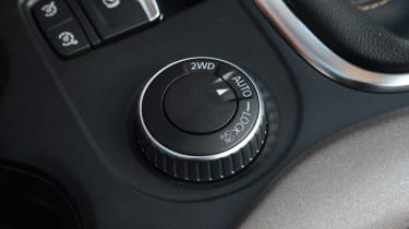 New Renault Kadjar 2015 buttons
