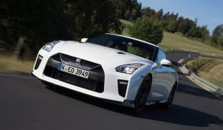 Nissan GT-R Track Edition - front