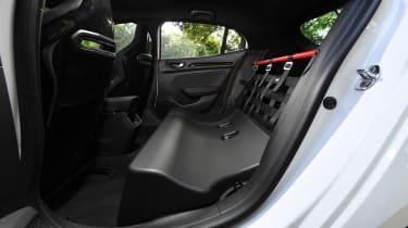 Renault Megane R.S. Trophy-R - rear seats