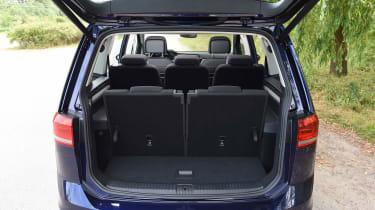 Volkswagen Touran - boot (7 seats)
