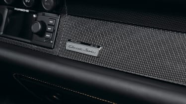 Porsche 993 911 Turbo - controls