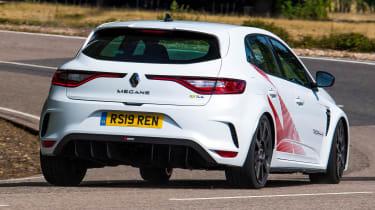 Renault Megane R.S. Trophy-R - rear cornering