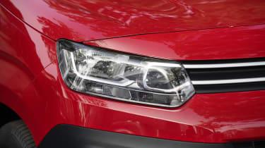 Citroen Berlingo Van light