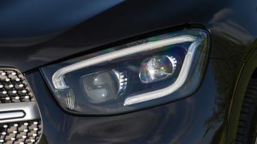 Mercedes GLC - front light