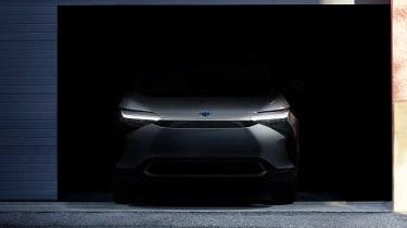 Toyota BZ