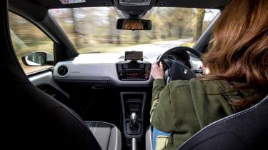 SEAT Mii electric - long termer final report driving